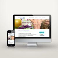 oefentherapie hilversum website