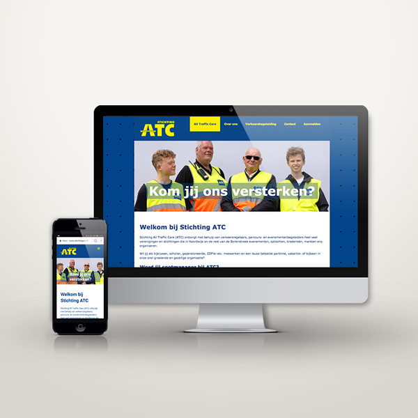 Stichting ATC website