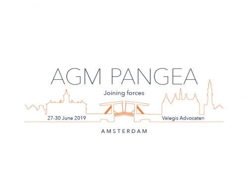 Keyvisual AGM Pangea event
